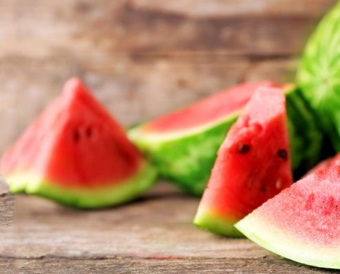 watermelon for nutrition and skin health